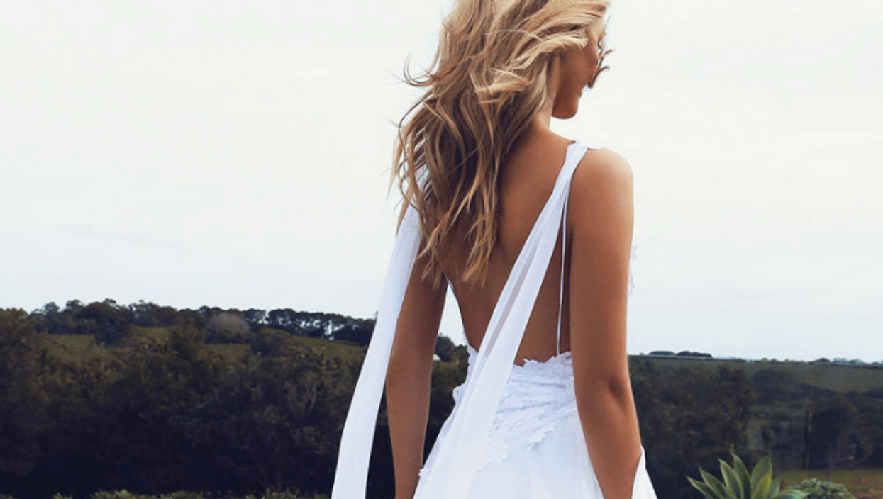 This Is The World's Most Popular Wedding Dress Right Now