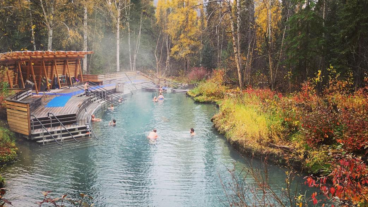 9 Secret BC Hot Springs You Must Warm Up In This Fall