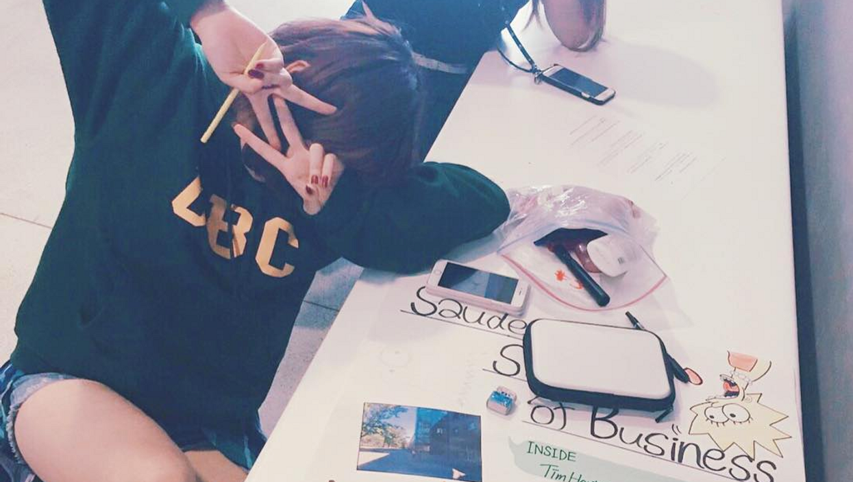 26 Thoughts Every UBC Student Has Had At Least Once