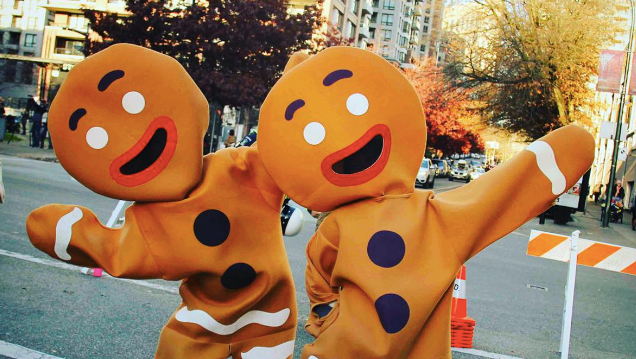 Yaletown To Transform Into CandyTown For One Day Only This Saturday