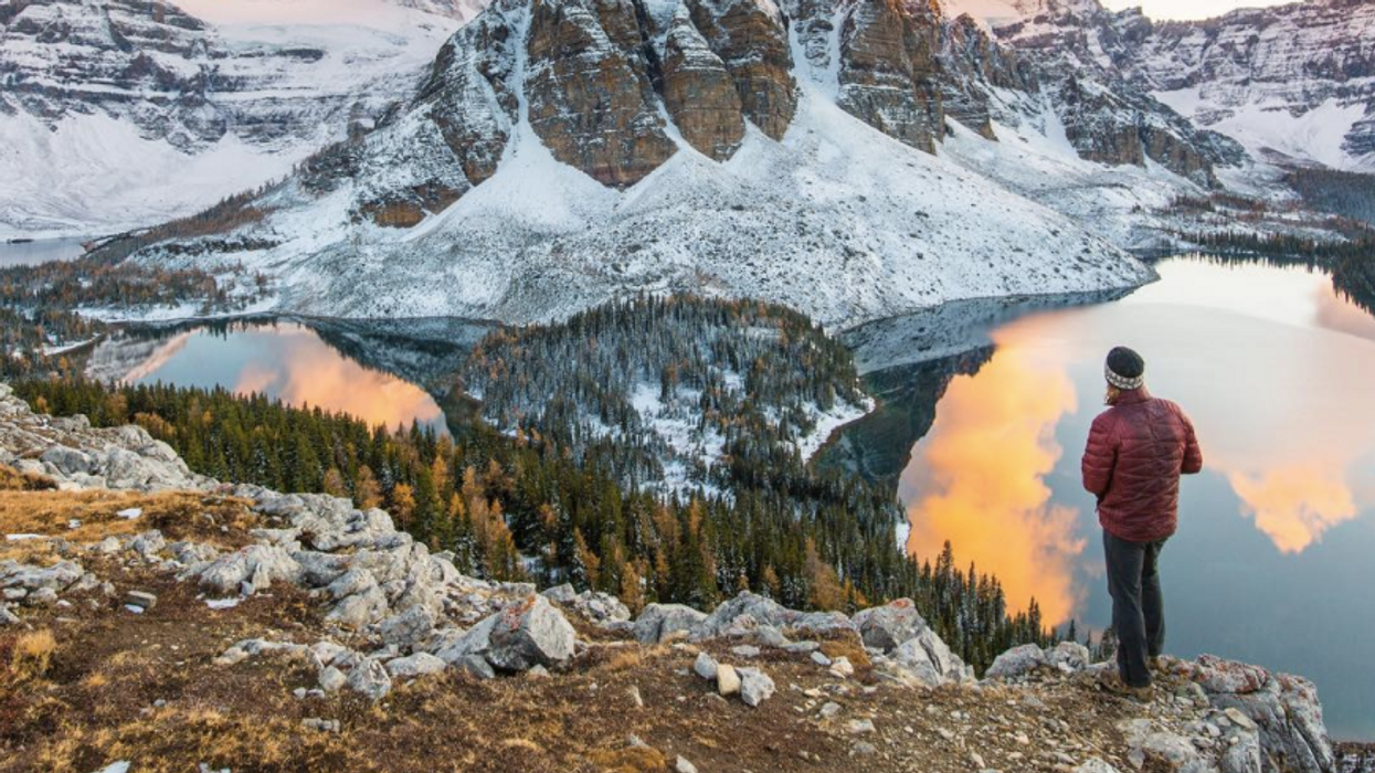 You Must Experience The Magnificence Of This BC Provincial Park During The Fall