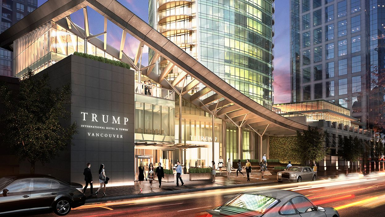 The New Trump Towers Are Staying in Vancouver And People Are Pissed AF