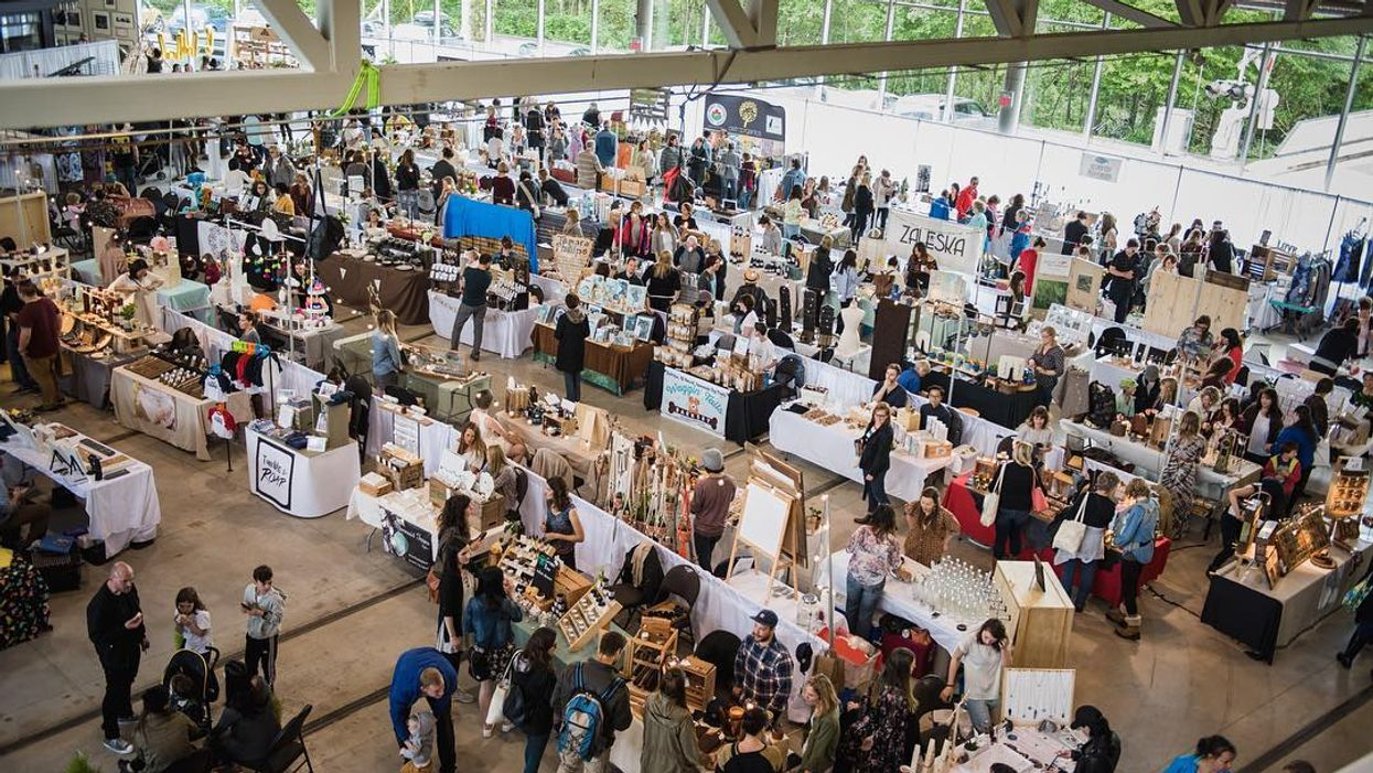 The 6 Coolest Pop-Up Shops Coming To Vancouver This Mid-October