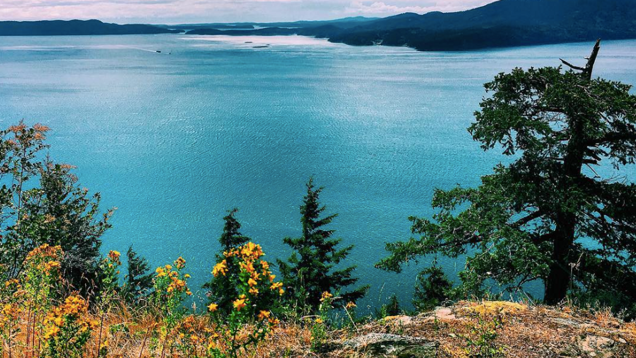 This Dreamy Island Is Only Two Hours From Vancouver And You Should Go Immediately