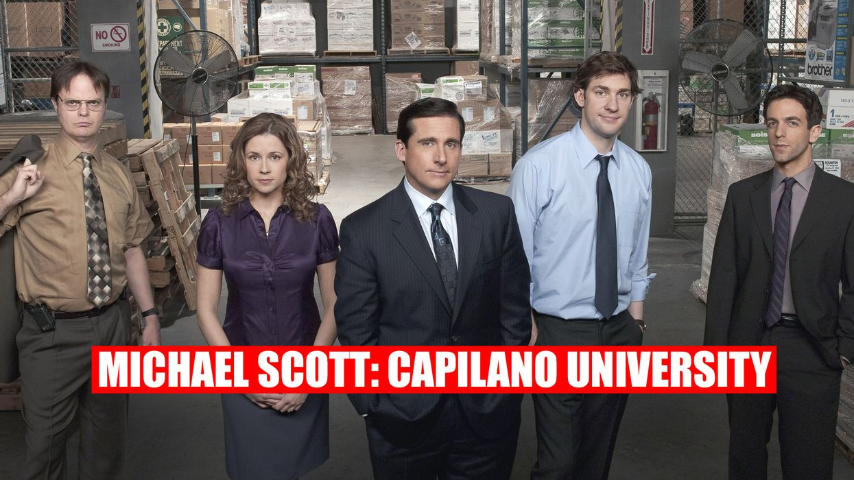 6 BC Universities As Characters From The Office