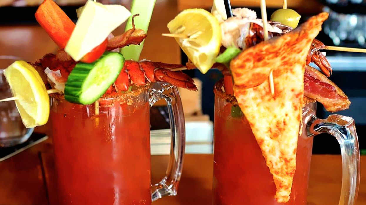 11 Crazy Caesars You Can Get In Vancouver