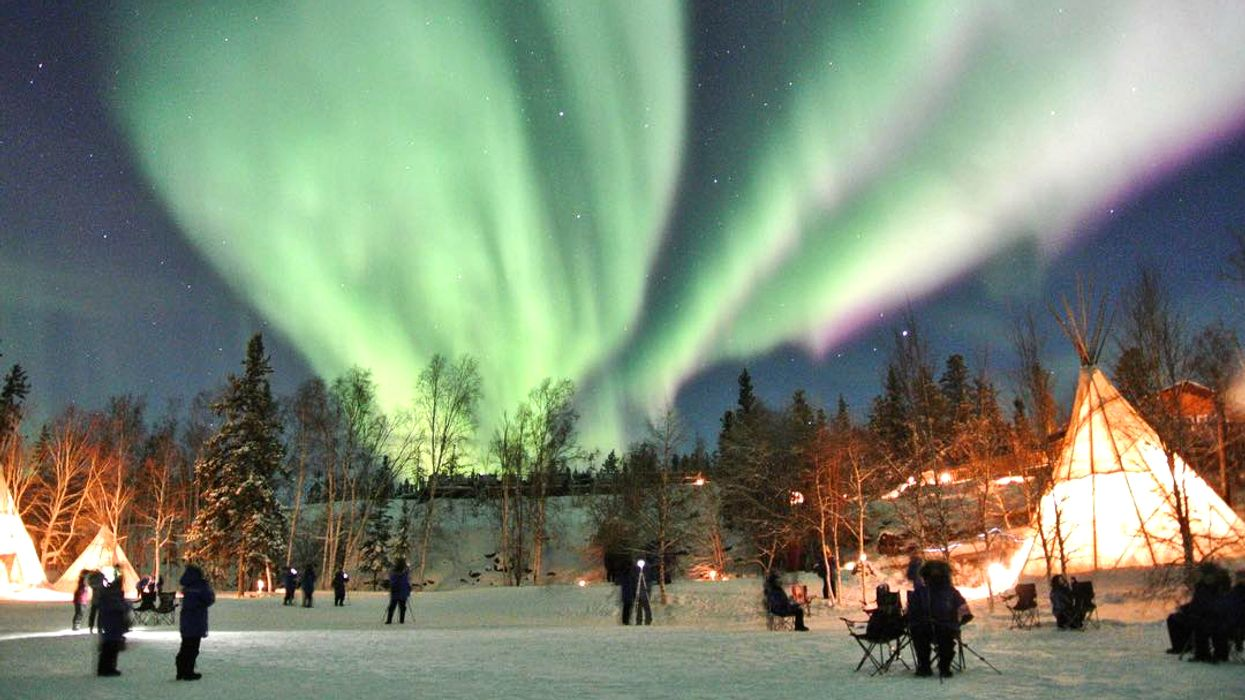 A Tourism Company Is Giving Away Free Flights Across Canada To The Northwest Territories