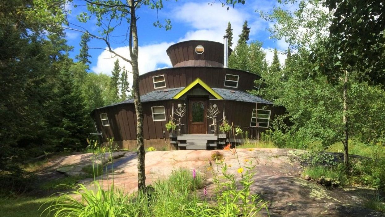 8 Unique Places To Stay In Manitoba That Look Ridiculously Cool