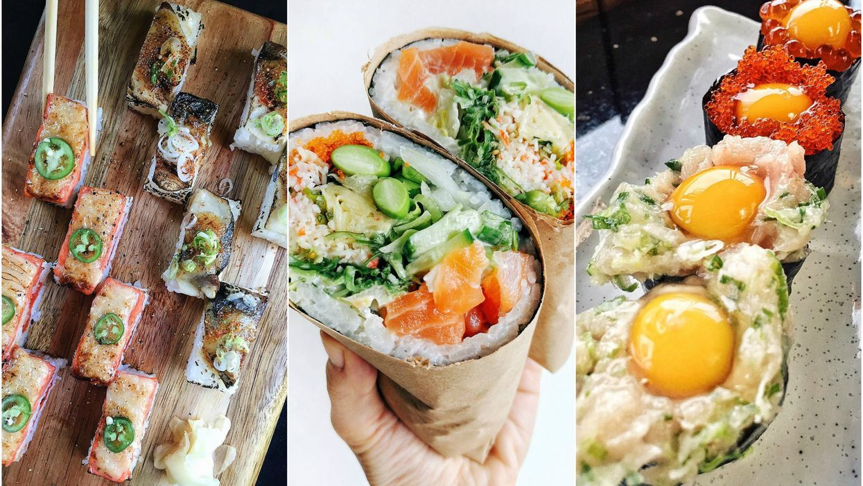 19 Bucket List Sushi You Have To Try In Vancouver