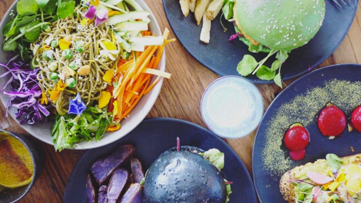 8 Places You Need To Try In Victoria If You're Vegetarian