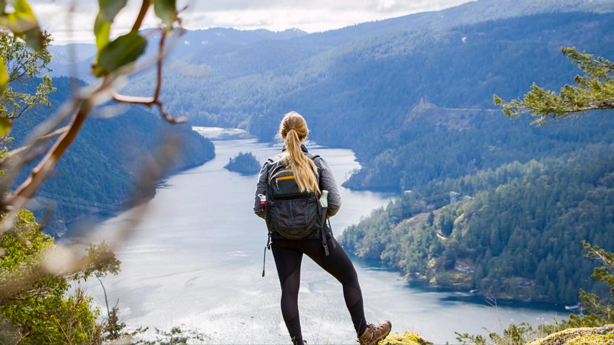 8 Hikes On Vancouver Island That Will Get You Excited For The Summer