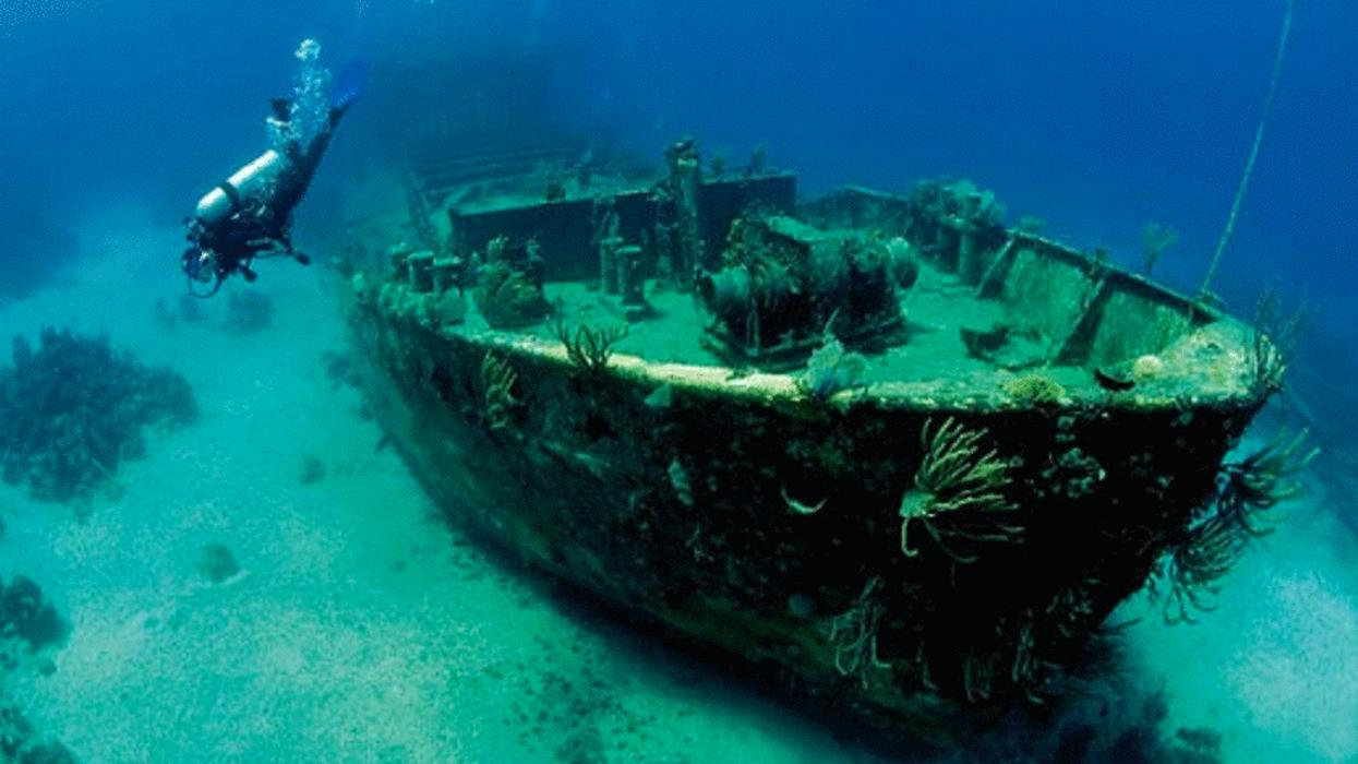 10 Creepy Shipwrecks You Can Actually Explore In Nova Scotia