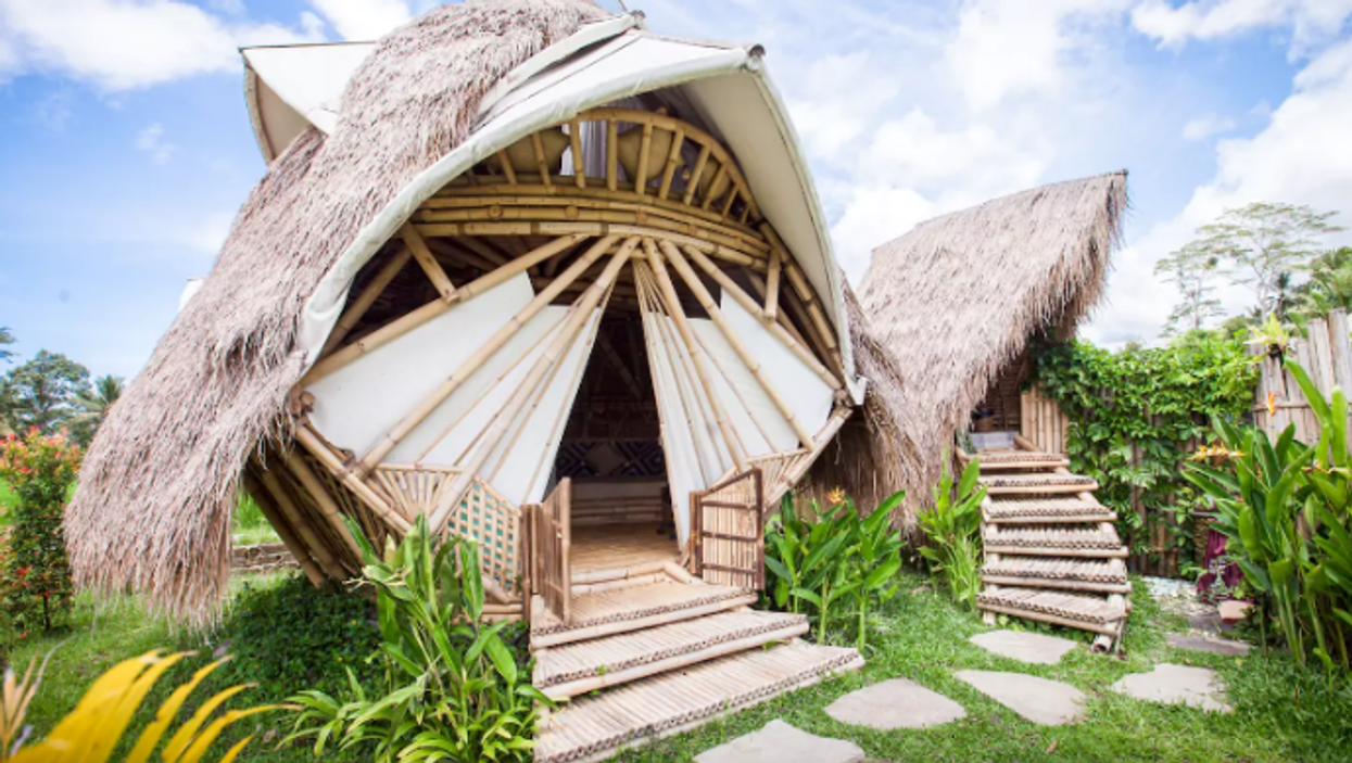 This Secluded Airbnb Hut In Bali Is Basically Heaven On Earth