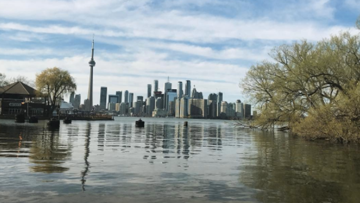OMG! Toronto Island Might Need To Be Evacuated