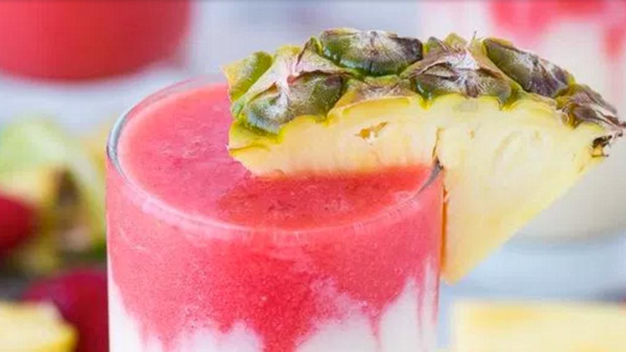 Ce cocktail glacé qui goûte le Sud va révolutionner tes journées au soleil