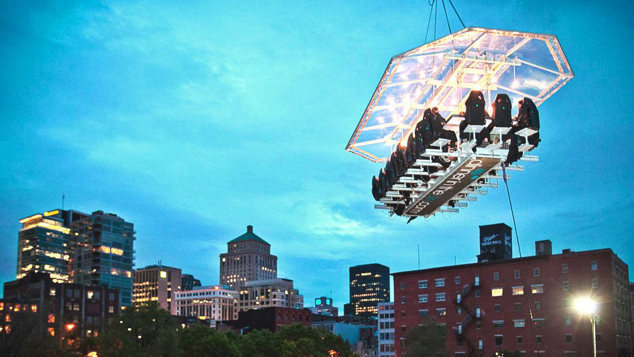 You Can Dine 150 ft In The Air At This Spectacular Restaurant In Ontario