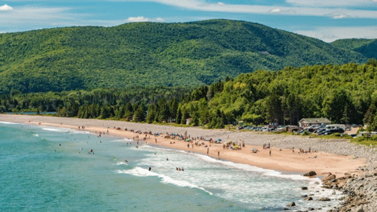 28 White Sandy Beaches You Won't Believe Exist In Atlantic Canada