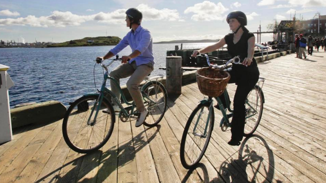 12 Amazing HRM Bike Paths You Must Ride This Summer