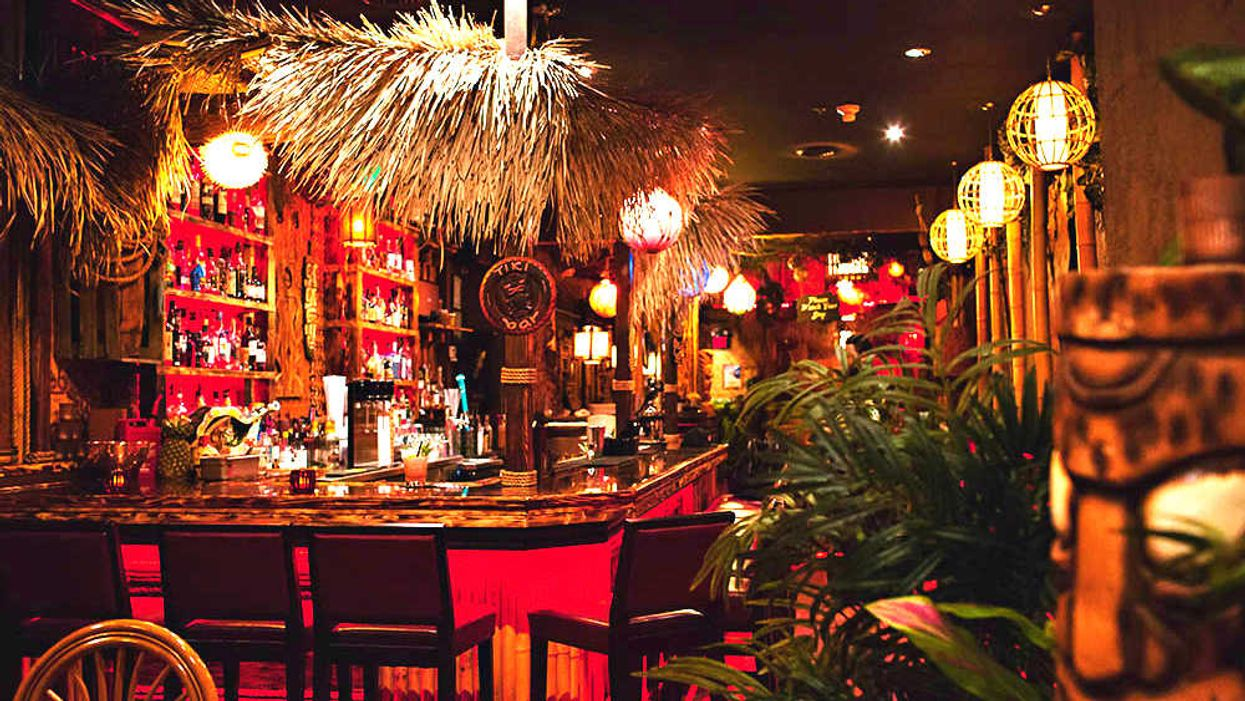 This Tropical Tiki Bar Is A Little Slice Of Hawaii In Toronto