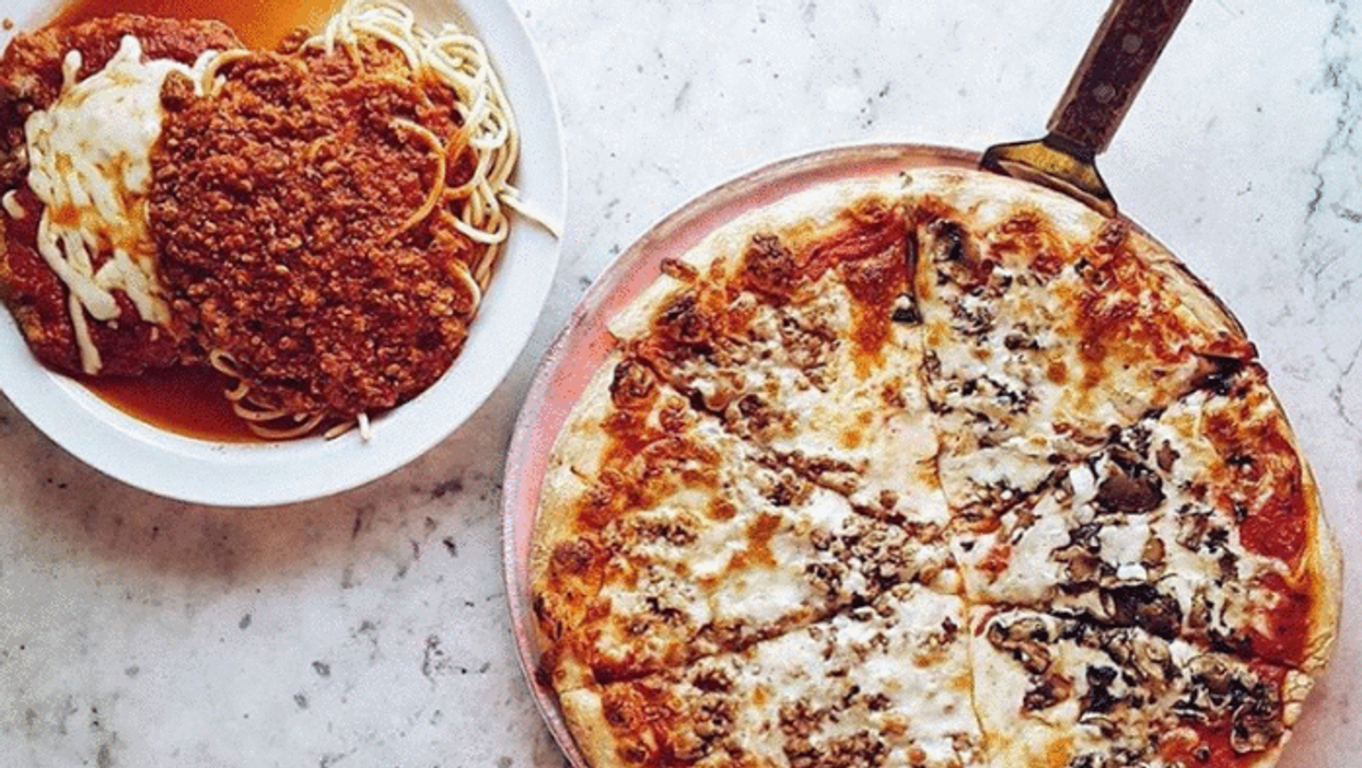 This Family-Run Italian Restaurant Outside Of Toronto Is 100% Worth The Drive
