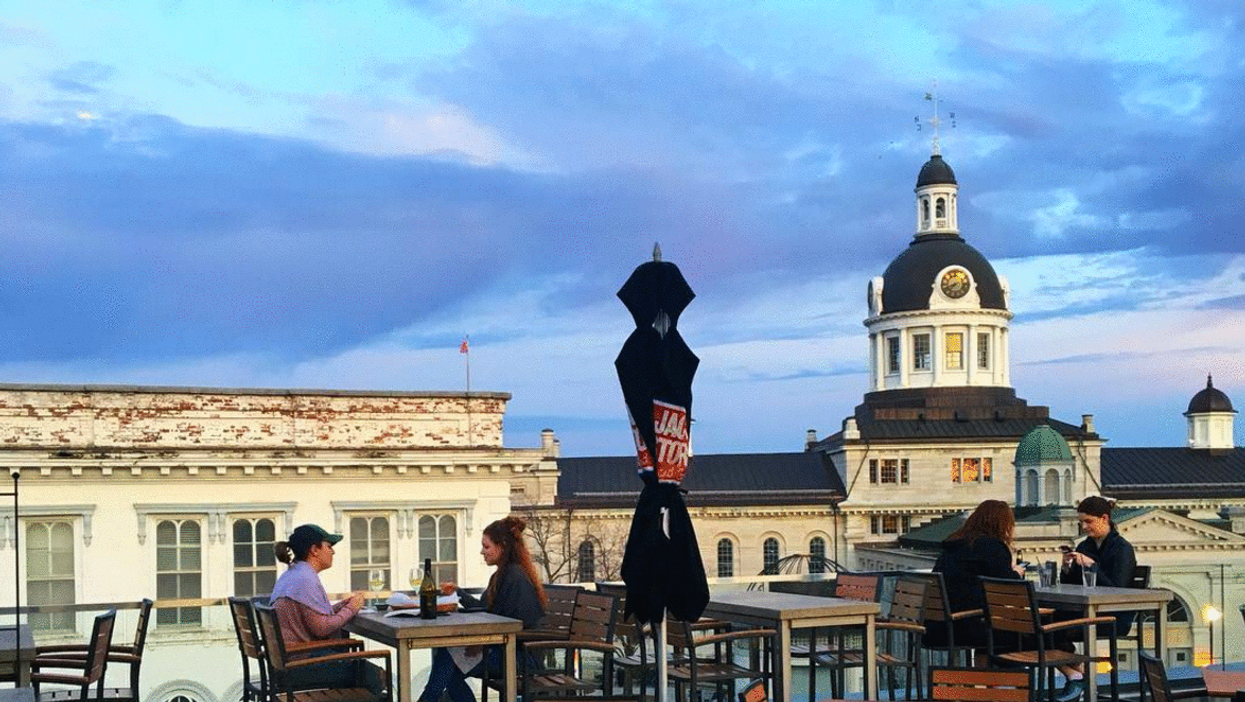 14 Patios In Kingston You Have To Try This Summer