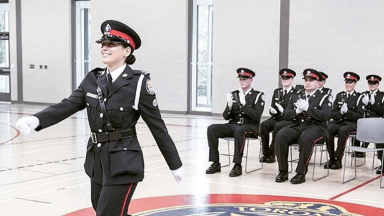 Toronto Police Just Took A Big Step In Improving Mental Health In The City