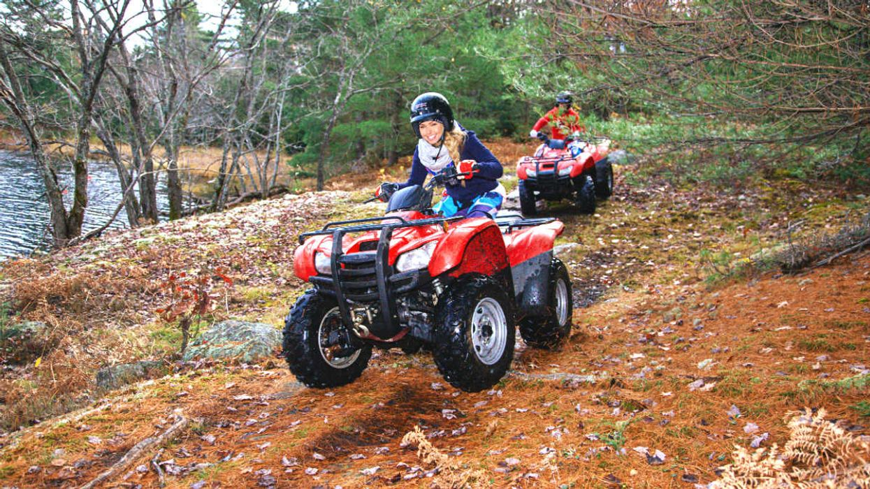 8 Exhilarating Trails For ATVing In Ontario