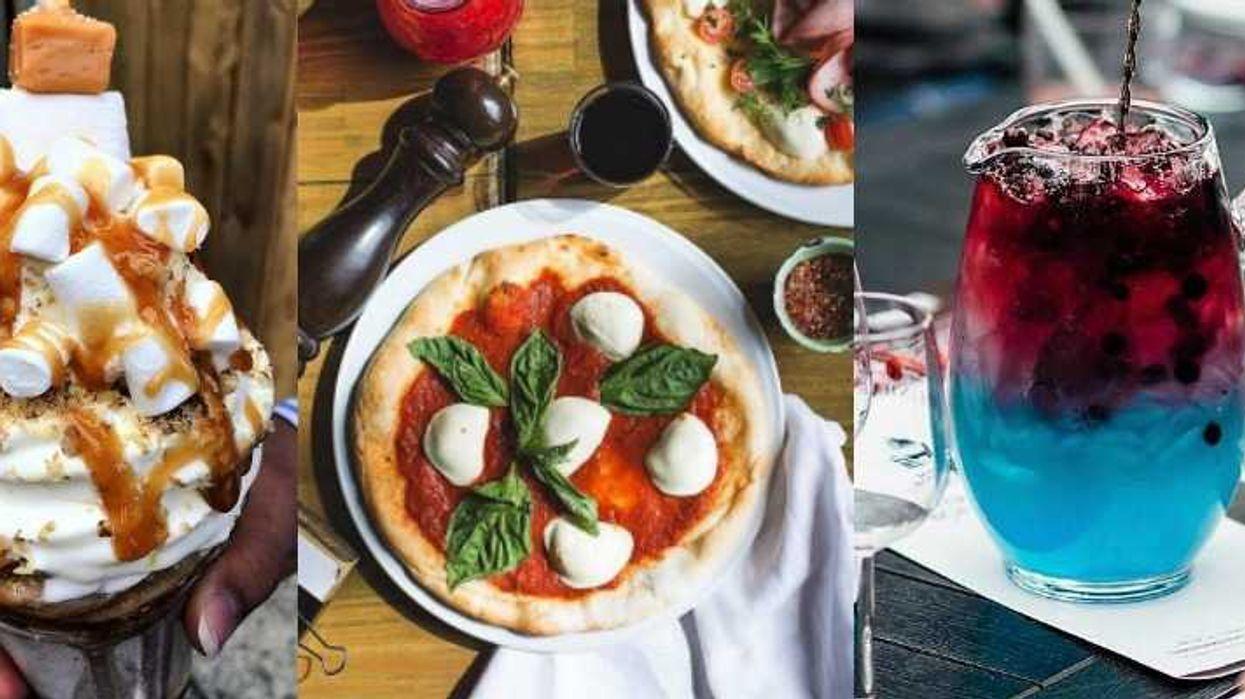 L'ultime bucket list des desserts, repas et drinks à essayer à Montréal