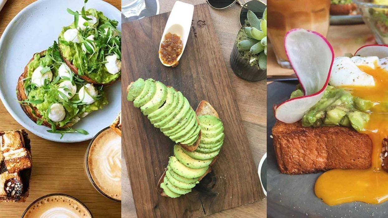 19 Bucket List Places To Get The Fvcking Best Avocado Toast In Vancouver