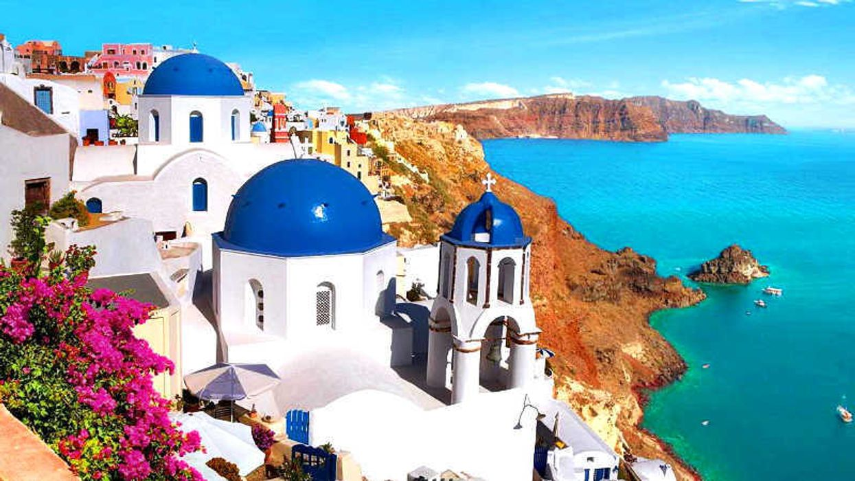 You Can Fly To Greece From Toronto For $826 Round Trip