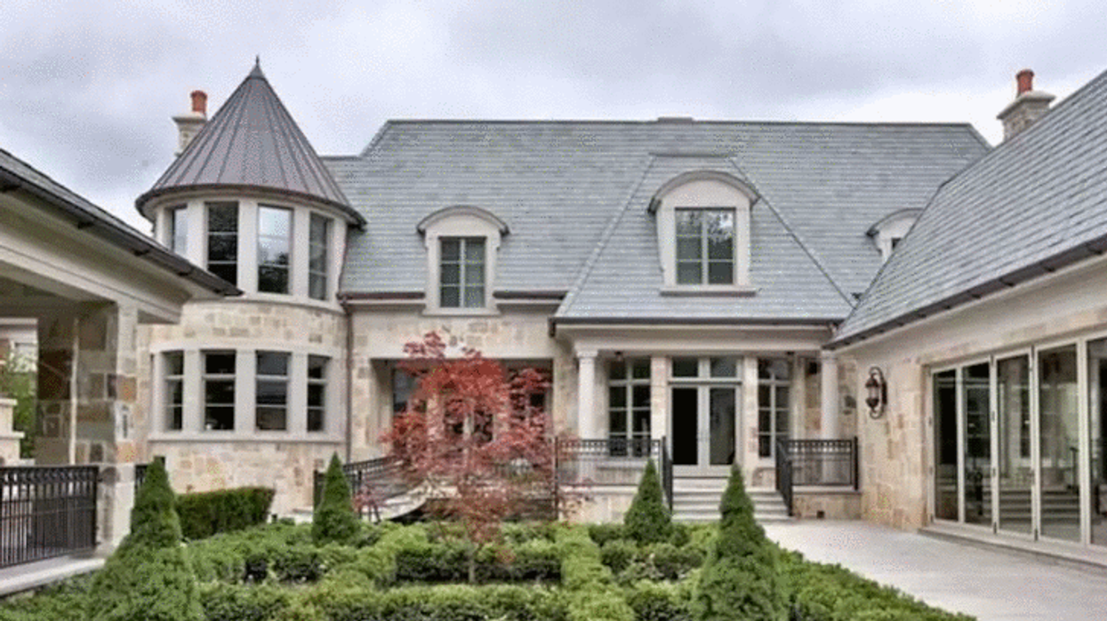 You Can Rent This Insane Bridle Path Mansion For A Night On Airbnb