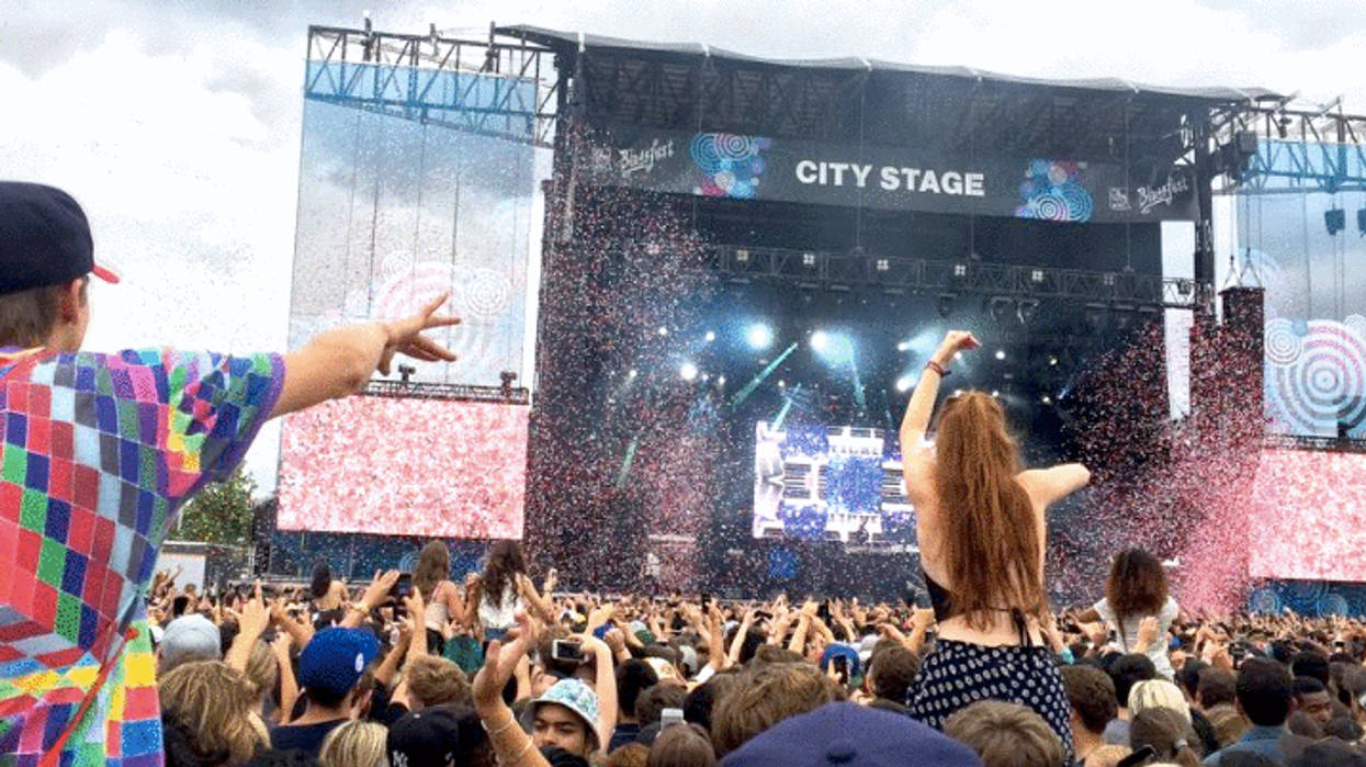 16 Life Hacks You Need To Know If You're Attending Bluesfest This Summer
