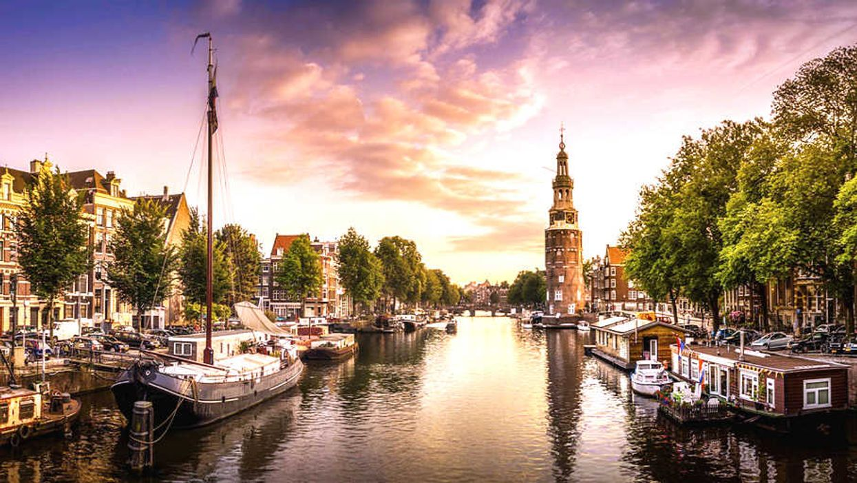 You Can Fly To Amsterdam From Toronto For $470 Round Trip