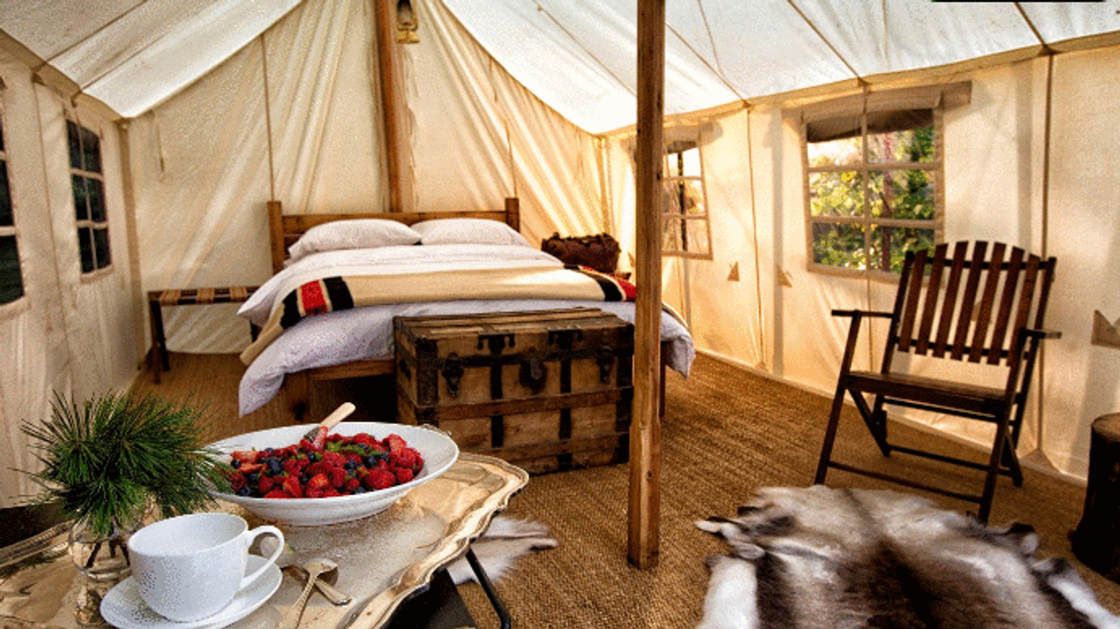 11 Glamorous Ontario Camp Sites To Take Your Girlfriend That Hates Camping