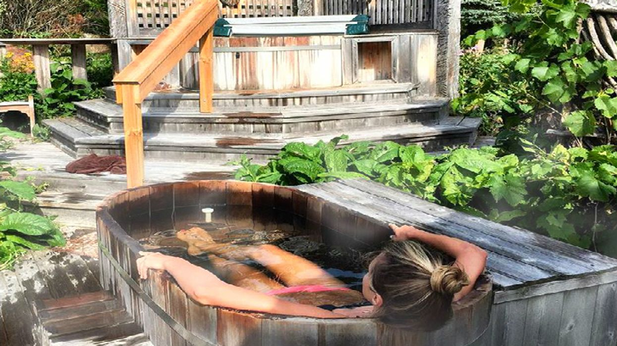 This Beautiful Spa In Ontario Is The Perfect Place To Bring Your Girlfriend