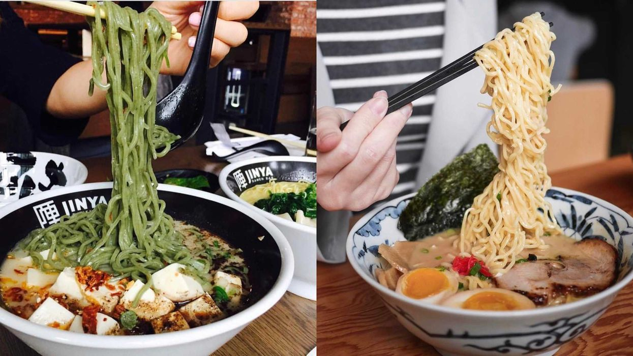 11 Bucket List Ramen Places You Have To Try While In Vancouver