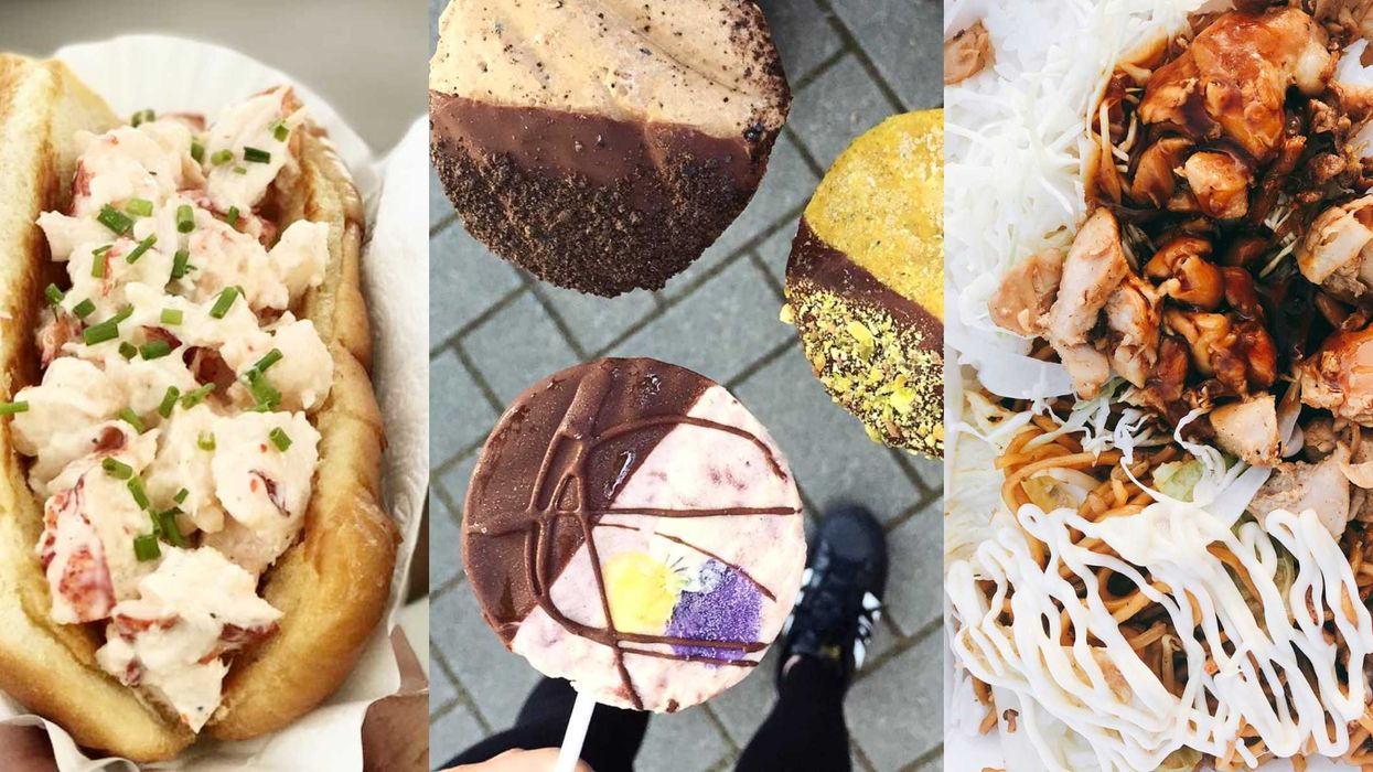 18 Bucket List Foods You Have To Try At North Vancouver's Biggest Night Market