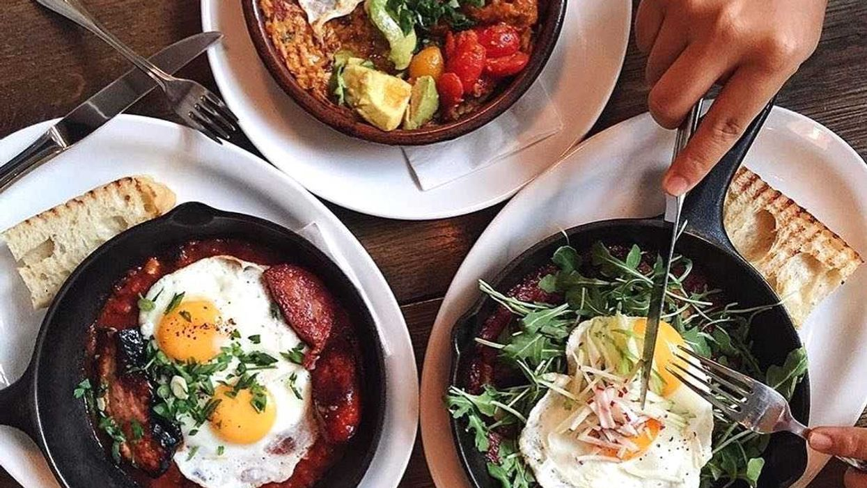 11 Places To Go In Vancouver If You Want Brunch Every Day Of The Week