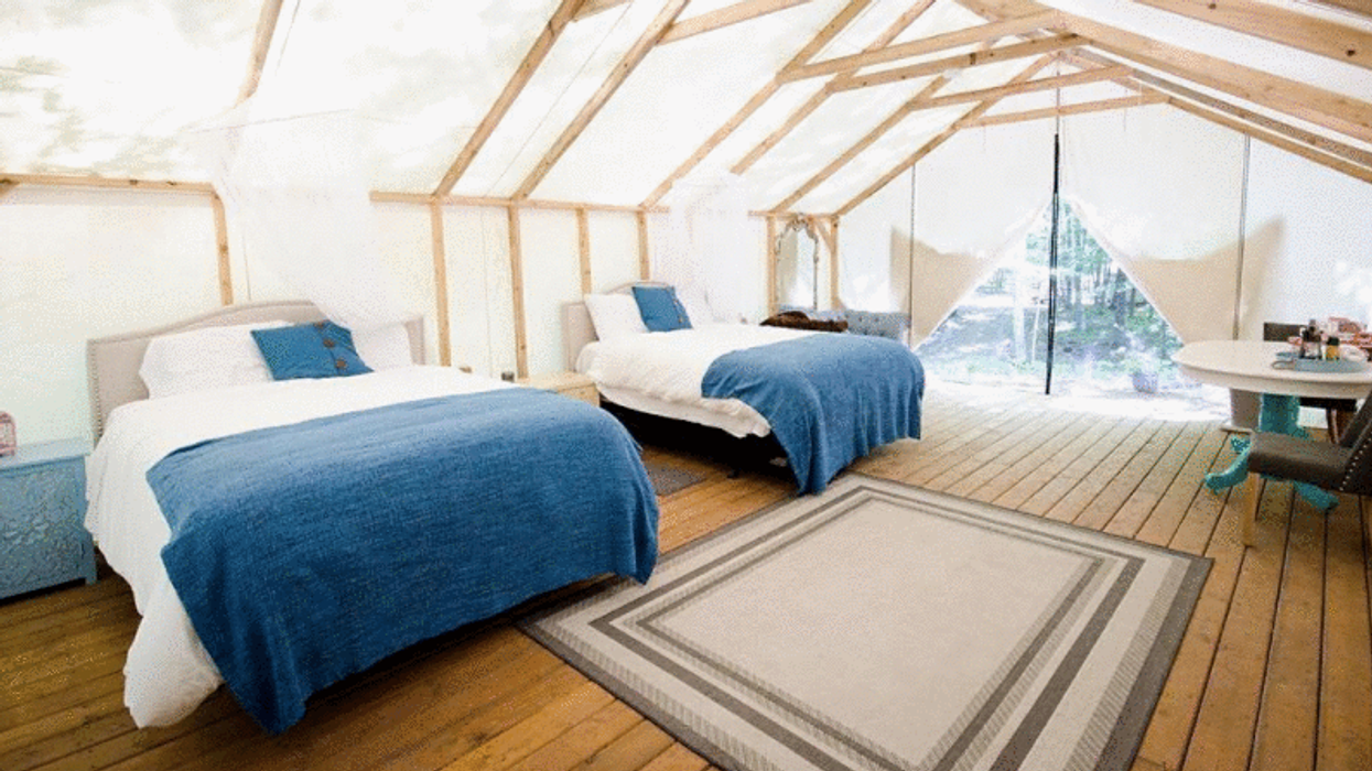 You Need To Go Glamping At This Unreal Luxury Campsite 1 Hour From Ottawa