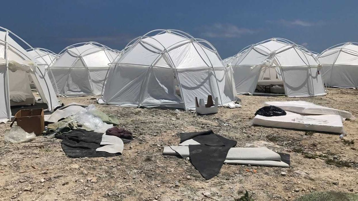 Leaked Emails Show Fyre Festival Organizers Laughed About Poor Conditions Before Festival