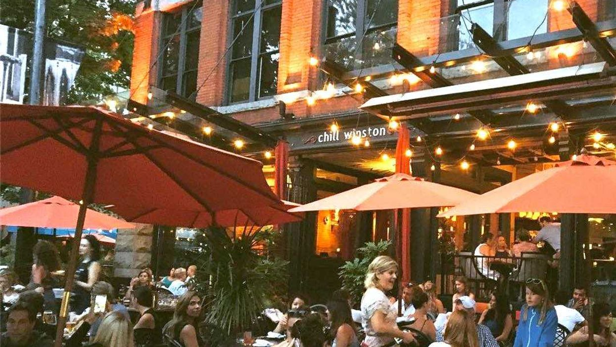 Gastown's Beloved Chill Winston Is Saying Goodbye And This Summer Is Your Last Chance To Go