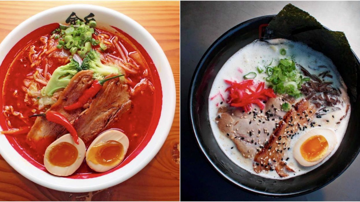11 Amazing Ramen Places In Toronto You Will Die For