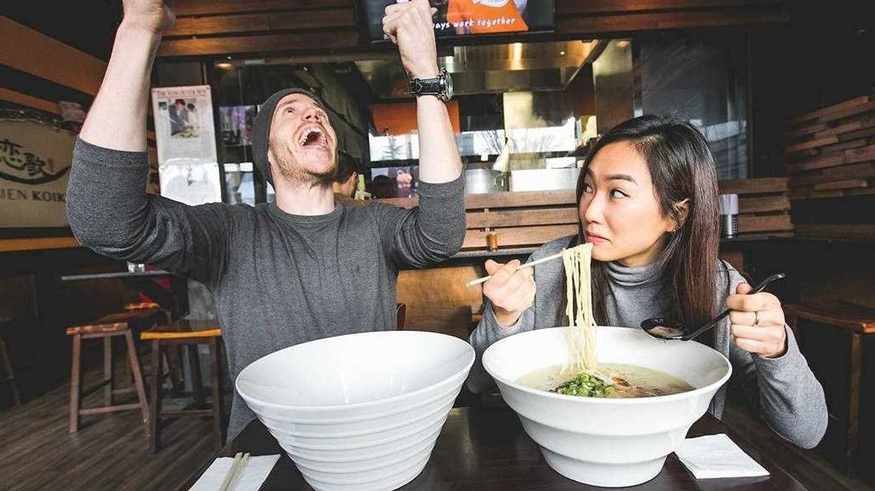 17 Most Epic Food Challenges In Vancouver You Have To Attempt Once In Your Life