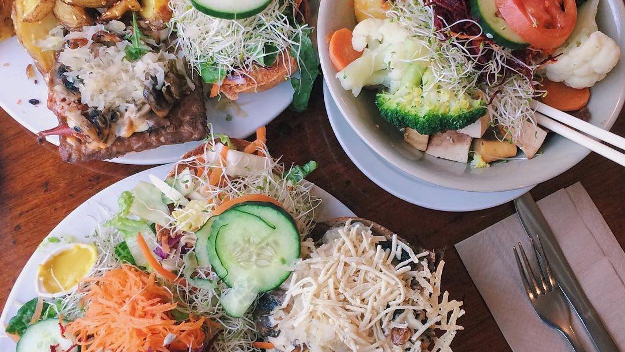 15 Bucket List Places To Get Vegan Food In Vancouver