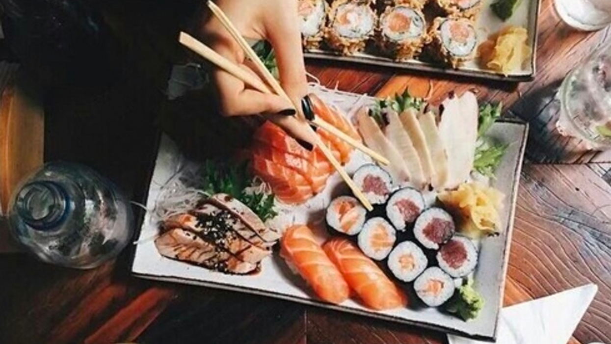 12 All You Can Eat Toronto Sushi Spots For When You're Broke And Hungry AF