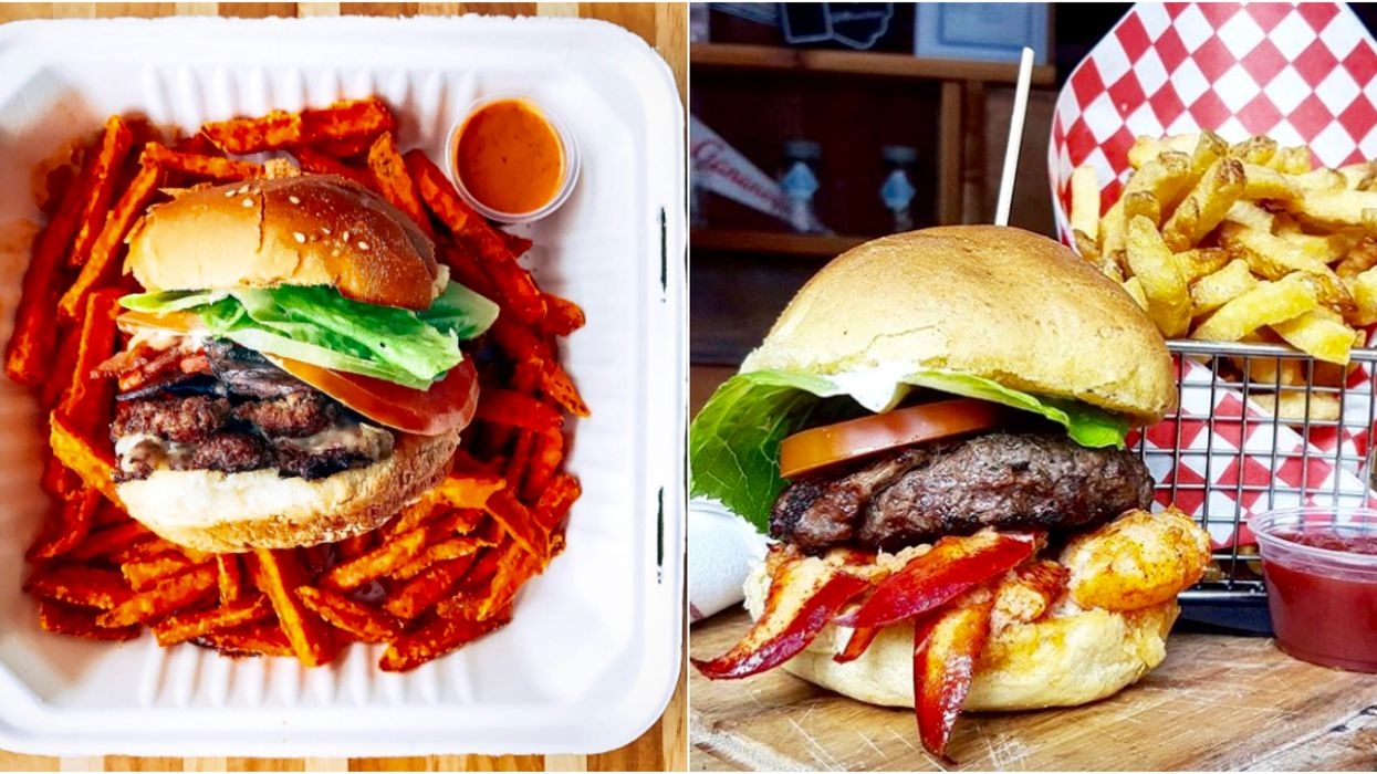 The Ultimate Bucket List Of Burgers & Fries You Can Only Find In Toronto