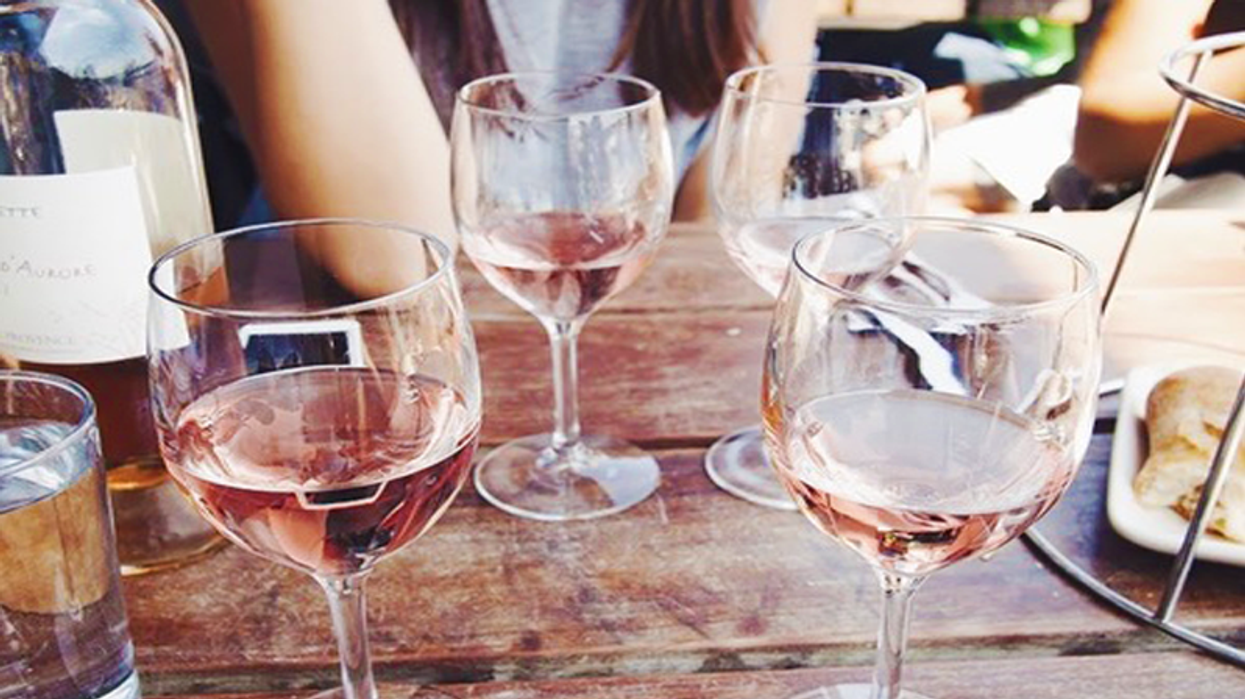 You Can Go On A Rosé Tasting Trip Across Ontario