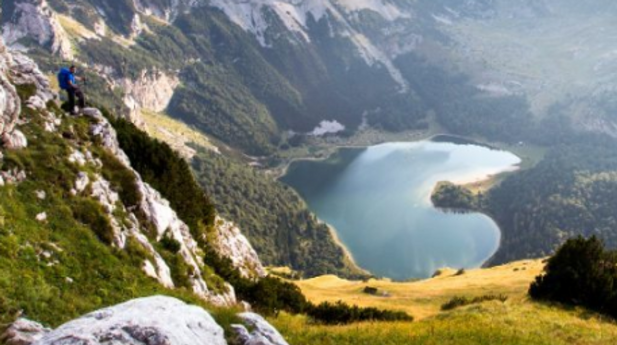 Ces lacs en forme de coeur sont 100% naturels et prouvent que l'amour existe encore