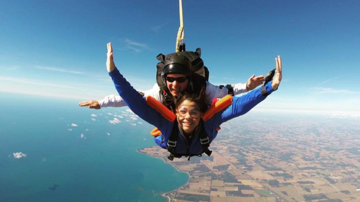 8 Thrilling Places To Take Your First Skydive In Ontario