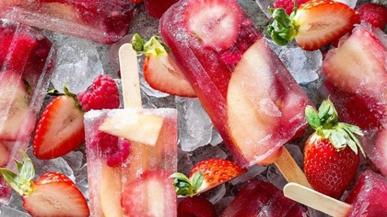 Voici LA meilleure façon d'utiliser tes fraises du Québec cet été